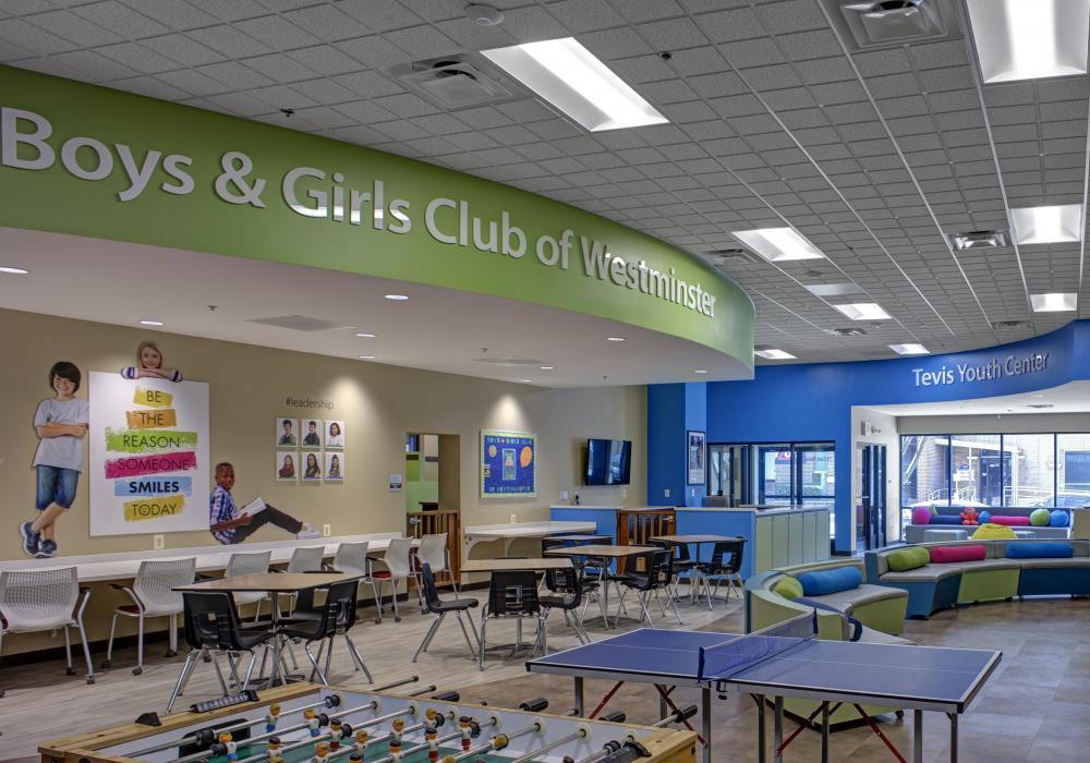 Boys & Girls Club of Westminister