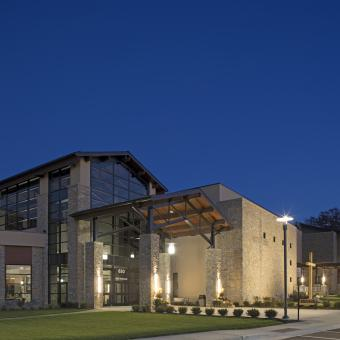 Cornerstone church exterior